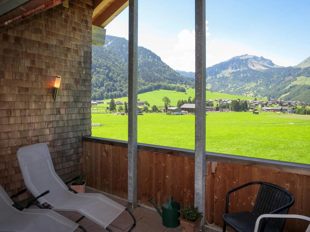Appartement de vacances 3-Zi-Wohnung (AUZ110) (2148560), Au (AT), Bregenzerwald, Vorarlberg, Autriche, image 8