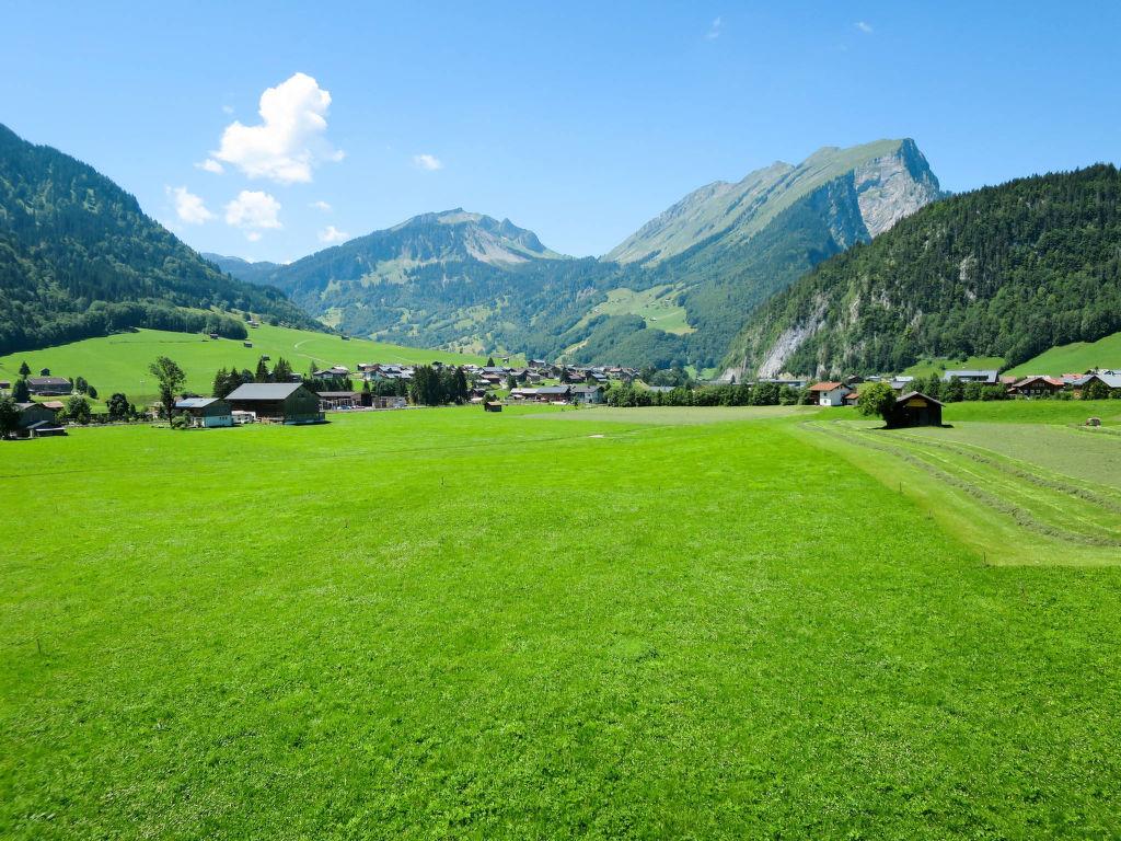 Appartement de vacances 3-Zi-Wohnung (AUZ110) (2148560), Au (AT), Bregenzerwald, Vorarlberg, Autriche, image 10
