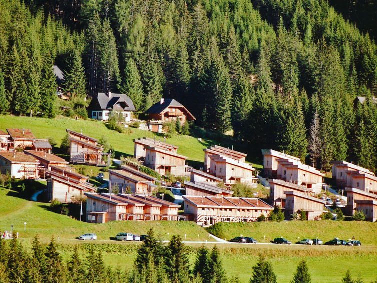 Holiday accommodation (6p) at the ski ring in Feriendorf Hohentauern (I-386)