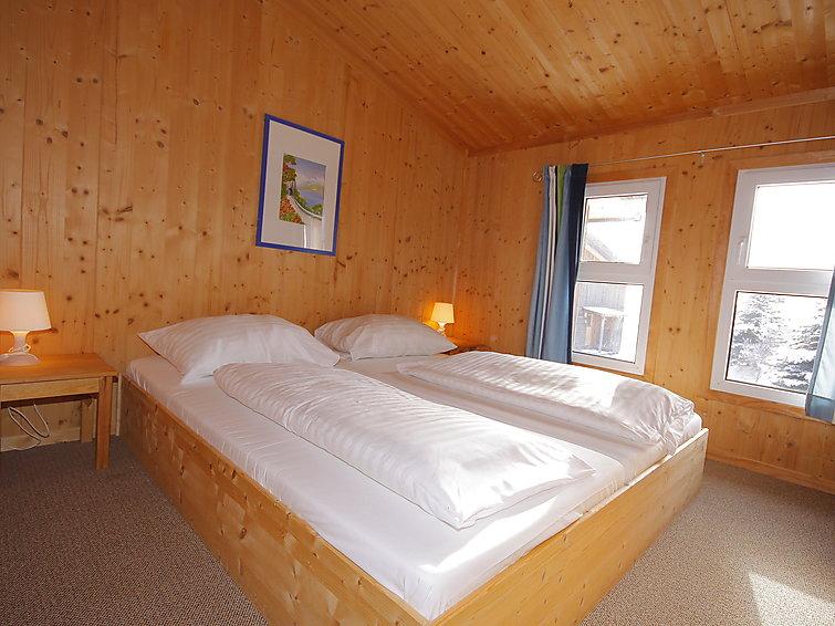 Vakantiehuis (8p) in Feriendorf Hohentauern direct aan de piste (I-385)