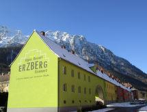 Erzberg per la mountain bike und con letto per bambini