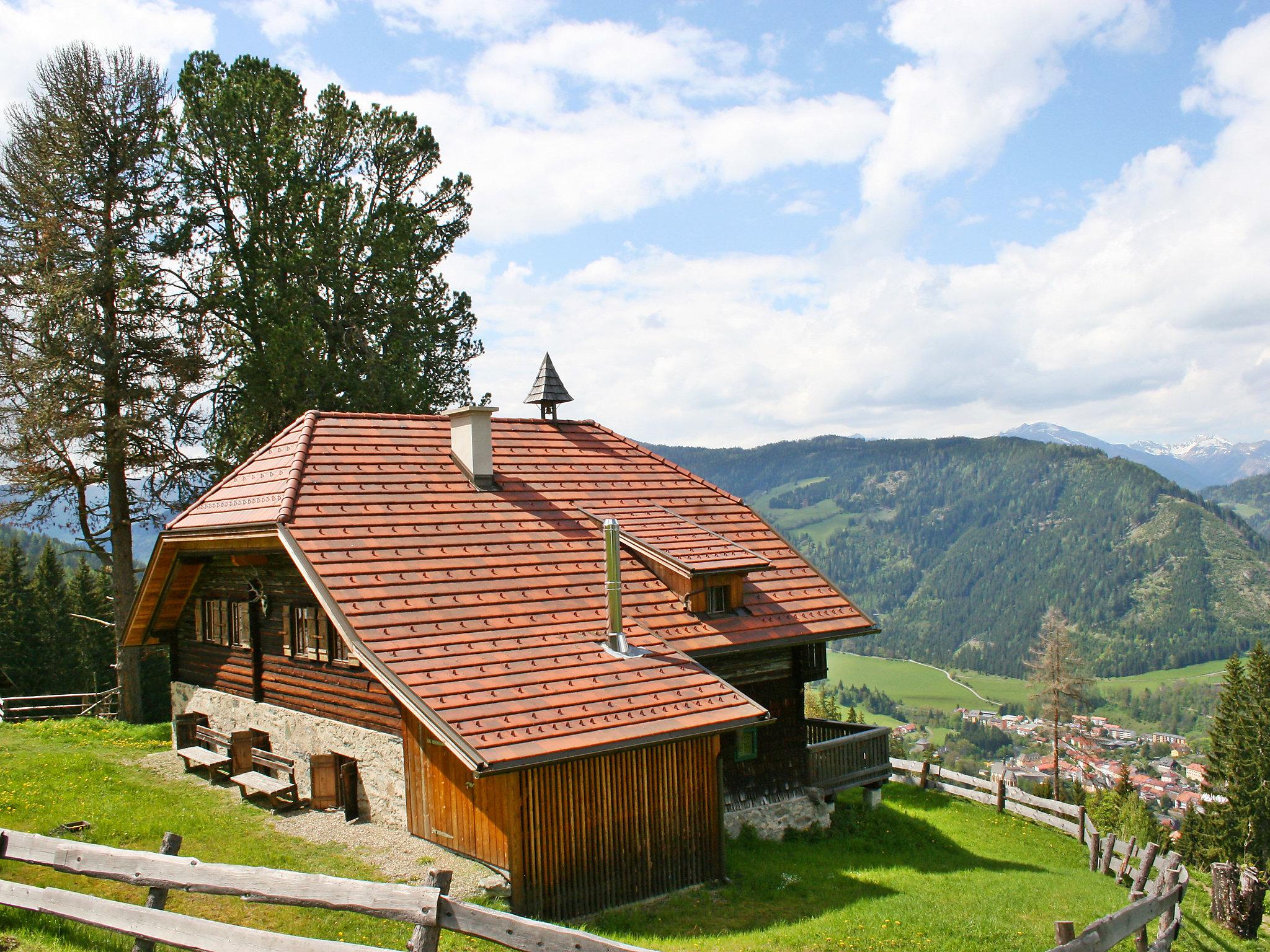 Ferienwohnung Egghardt Hütte in Murau, Steiermark, Murtal ...