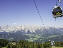 Pichl - Casa de vacaciones Alpinchalet Reiteralm