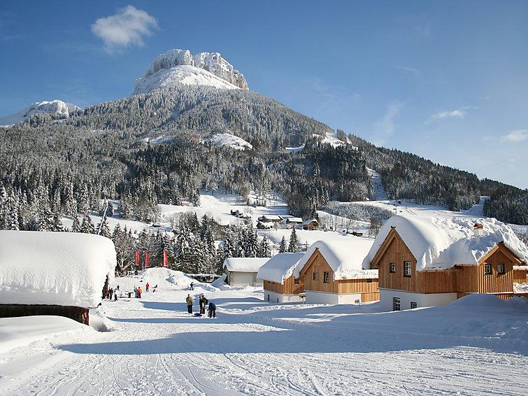 Alpen Parks - Chalet - Altaussee