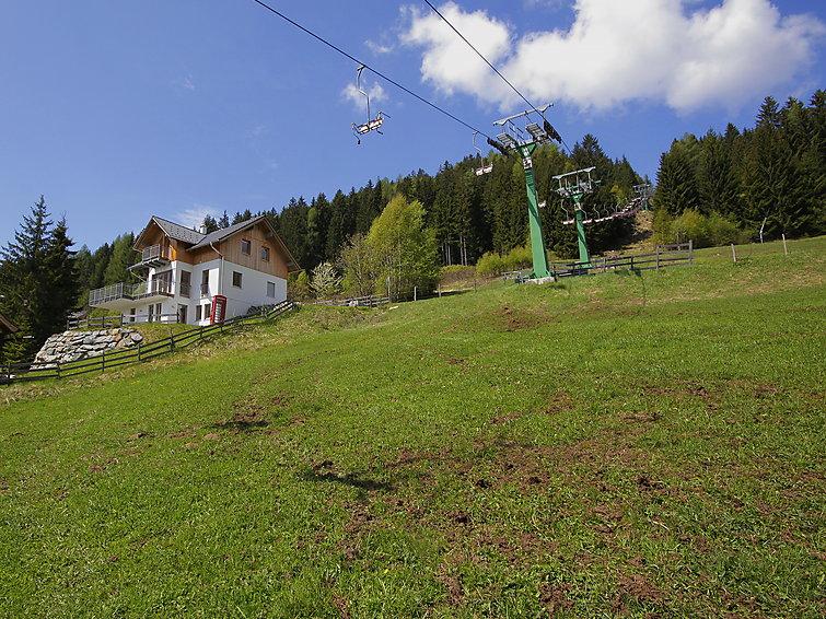 Wintersportappartement Hinteregger (4p) direct aan de piste in Bad Kleinkirchheim (I-361)