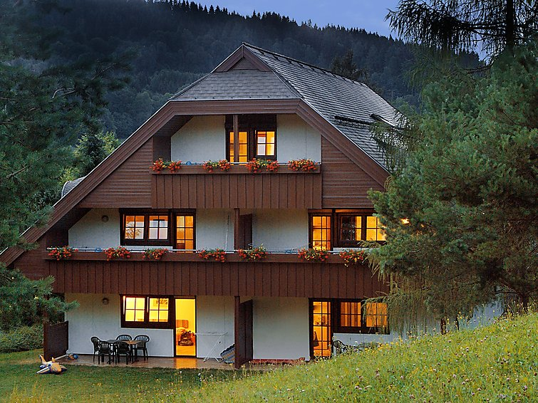 Accommodation in Maltschacher See