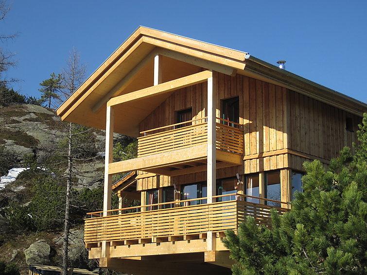 Groepsaccommodatie (12p) in Alpenpark Turrach Steinalm met bubbelbad en sauna op 300 m van de piste (AT9565.120.13 )