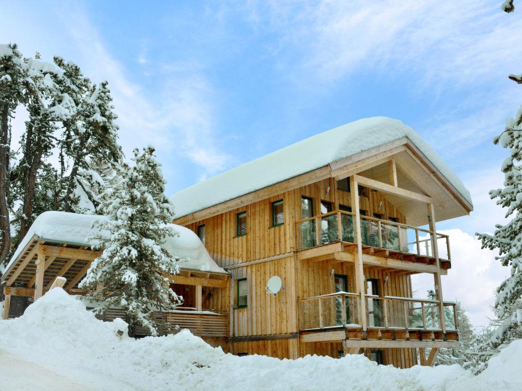 Ferienwohnung alpenpark turrach steinalm predlitz turrach for Turracher hohe skigebiet