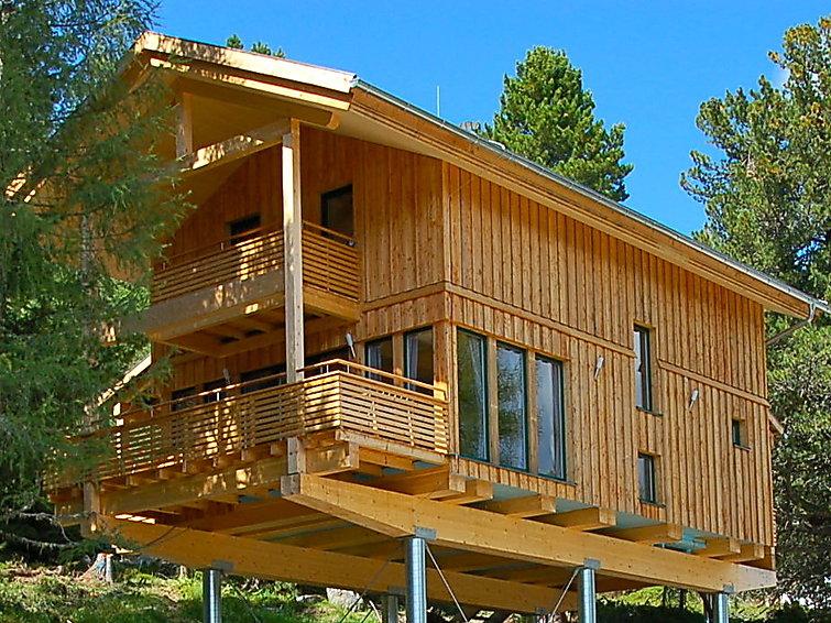Loma-asunto Alpenpark Turrach Steinalm