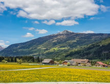 Rennweg am Katschberg - Maison de vacances Katschberg Lodge