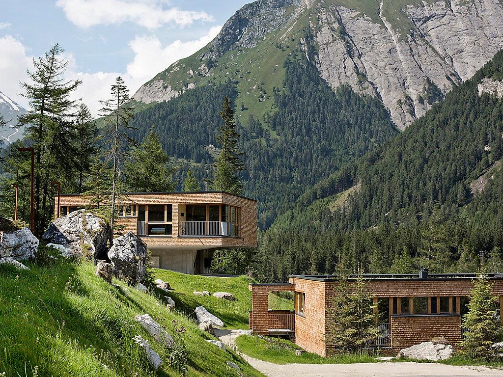 Ferienhaus Gradonna Mountain Resort