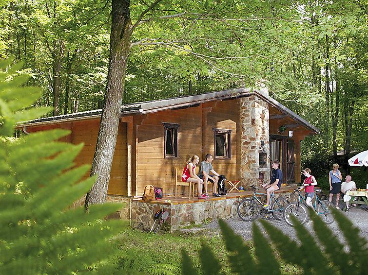 Tatil Evi Village de Vacances Oignies çocuk oyun alanı ile ve Çamaşır makinesi ile