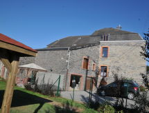 Bastogne - Vakantiehuis Stone Lodge
