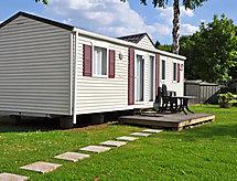Erezee - Maison de vacances Luxe Mobile Chalet 6 pers.