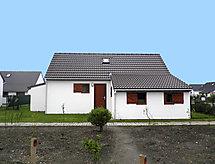 Vissershuis con giardino und parcheggio