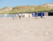 Noordzeepark Zeewind til bbq og med legeplads