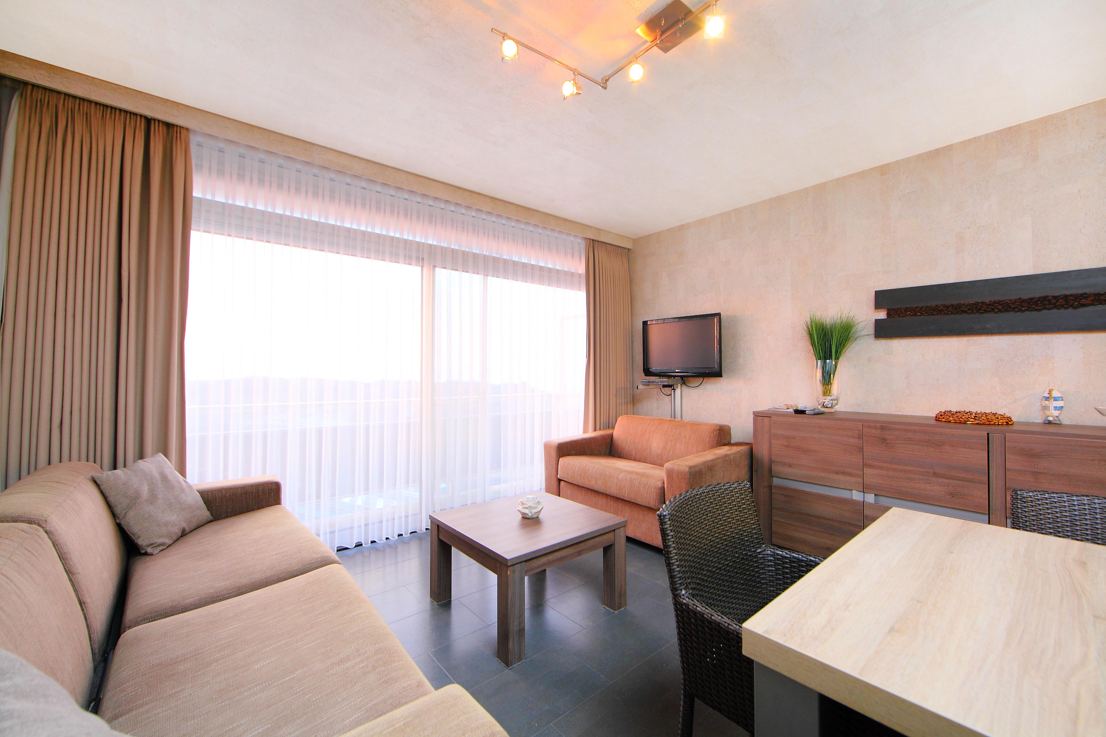 ferienwohnung residentie astrid in bredene belgien interhome. Black Bedroom Furniture Sets. Home Design Ideas