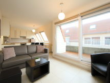 Bredene - Appartement Residentie Havenhuys