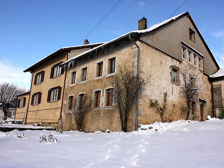 Apartman za odmor Grand Rue 105 za planinarenje i s terasom