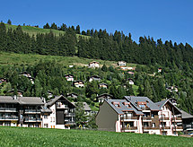 Moléson-sur-Gruyères - Ferienwohnung Andromède