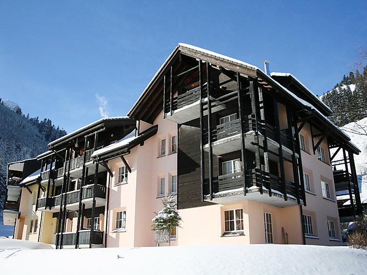 Andromède - Apartment - Moléson