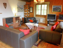 Charmey - Apartment Chalet Clairval