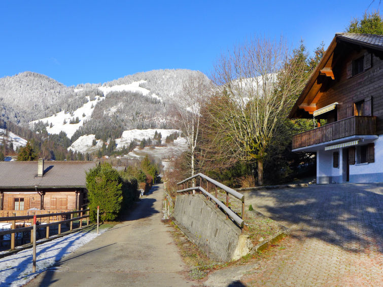 Chalet Clairval - Apartment - Charmey