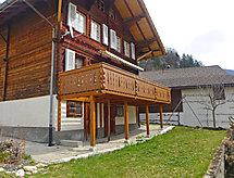 Jaun - Dom wakacyjny Höfli