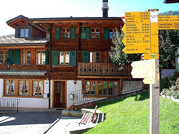 Vakantiehuizen Alpes Vaudoises INT-CH1658.605.1