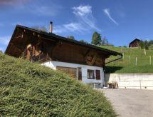 Rougemont - Ferienwohnung Studio du Bonheur