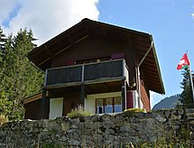 Rougemont - Appartement La Puce, Chalet