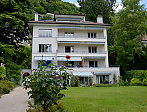 Montreux - Lägenheter 5, Rue du Bon-Port