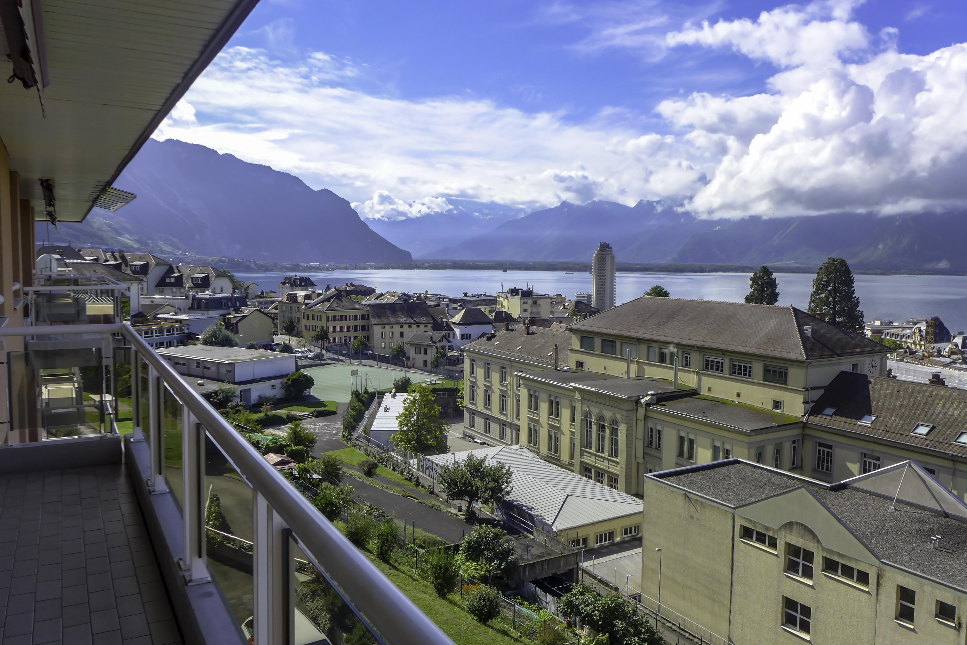 Location Appartement Montreux Suisse