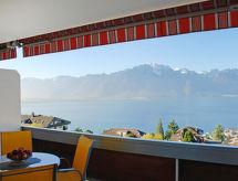 Montreux - Appartement Bellevue