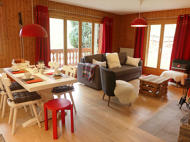 Brocard Apartment in Les Crosets