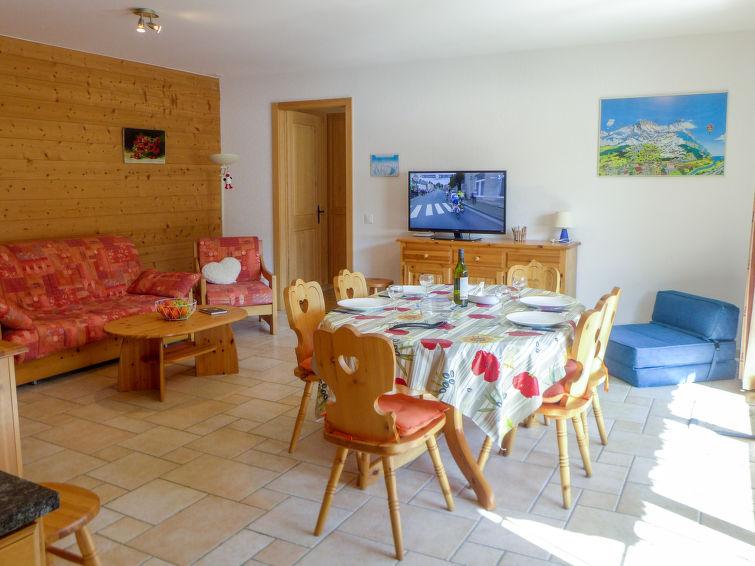 Le Hameau des Crosets Apartment in Les Crosets
