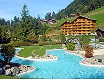 Val d'Illiez - Lomahuoneisto Thermes Parc