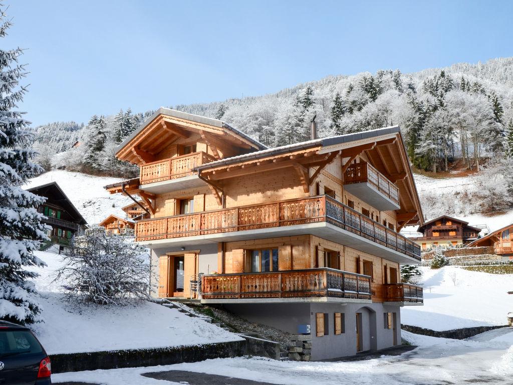 Ferienhaus Saint-Joseph (220169), Val-d'Illiez, Val d'Illiez, Wallis, Schweiz, Bild 2