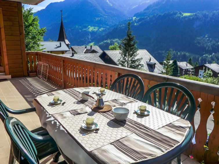 La Tour d'Antheme Apartment in Champery