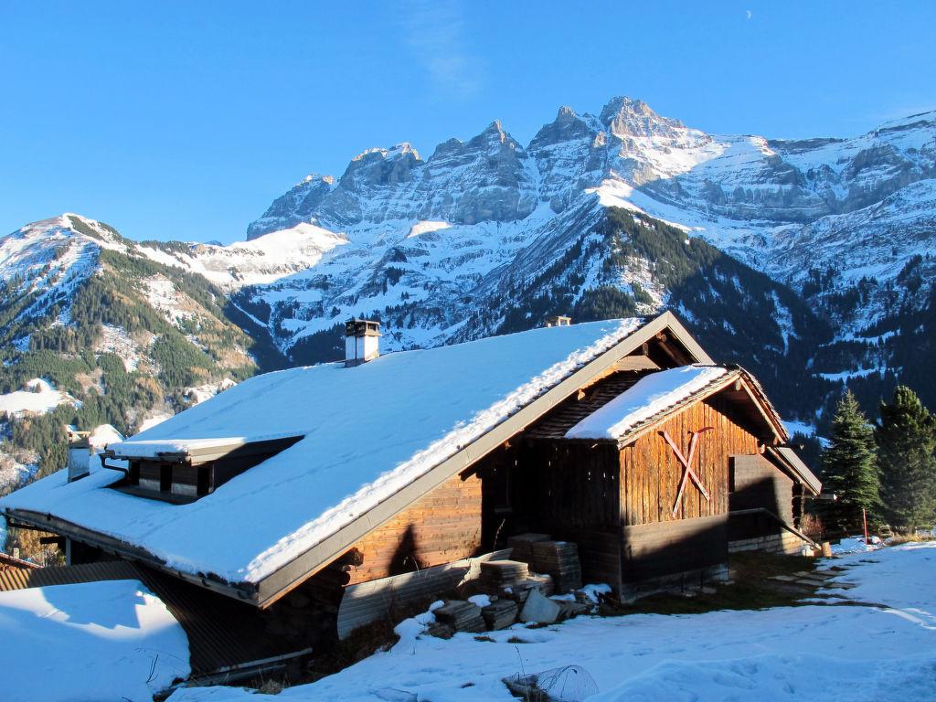 Ferienhaus Chalet Anthamatten (105074), Champéry, Val d'Illiez, Wallis, Schweiz, Bild 2