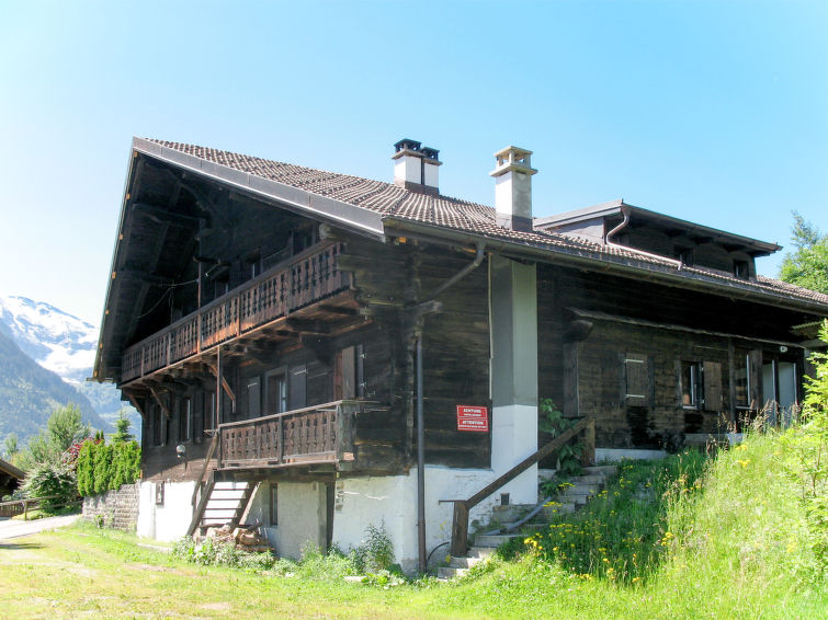 Chalet Anthamatten Chalet in Champery