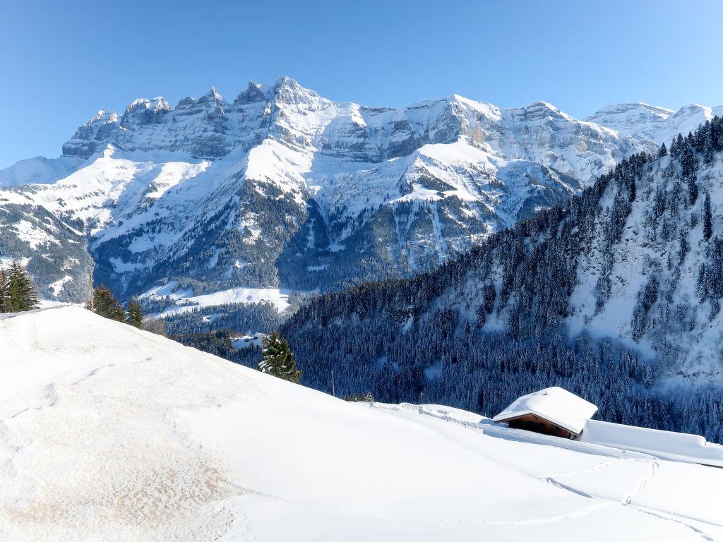 Ferienhaus Naulaz (105162), Les Crosets, Val d'Illiez, Wallis, Schweiz, Bild 21