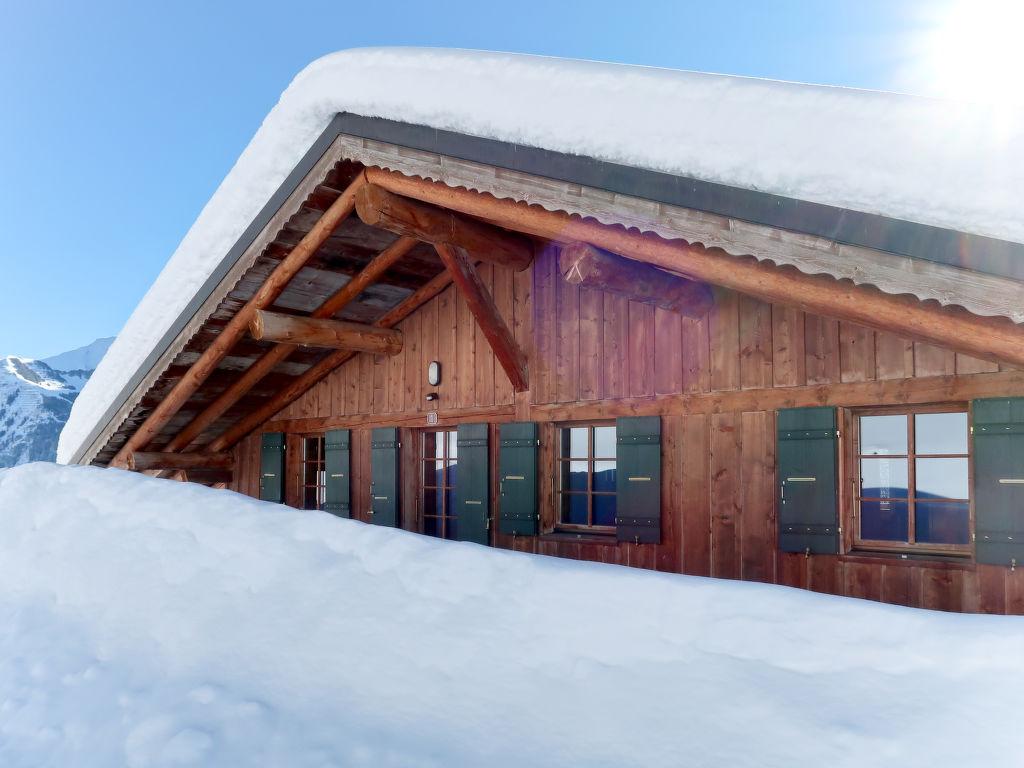 Ferienhaus Naulaz (105162), Les Crosets, Val d'Illiez, Wallis, Schweiz, Bild 22