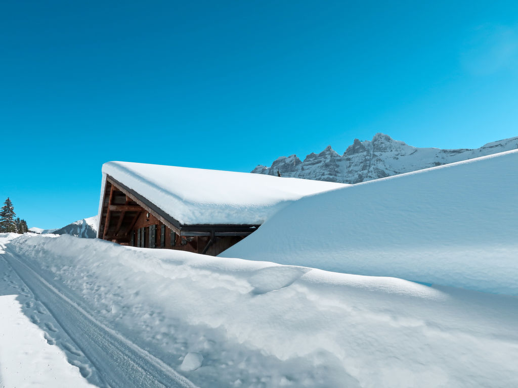 Ferienhaus Naulaz (105162), Les Crosets, Val d'Illiez, Wallis, Schweiz, Bild 23