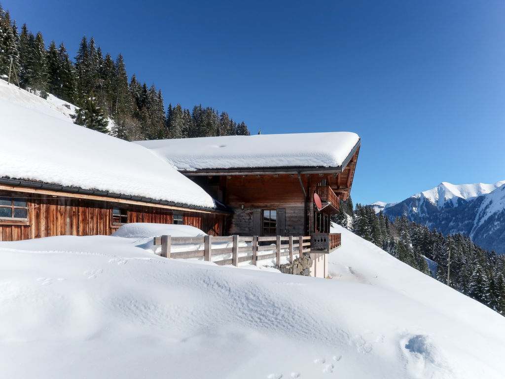 Ferienhaus Naulaz (105162), Les Crosets, Val d'Illiez, Wallis, Schweiz, Bild 2