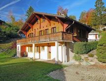 Gryon - Holiday House Chalet Le Hibou