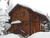Gryon - Vacation House Chalet Val Rose