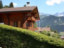 Gryon - Maison de vacances Zan-Fleuron