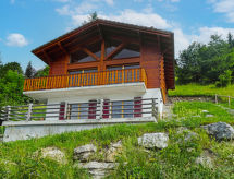 Gryon - Holiday House Chalet Double Rouge