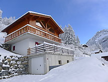 Gryon - Vacation House Chalet Double Rouge